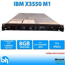 8GB Server mit Xeon Dual Core-Prozessortyp für Rackmontage