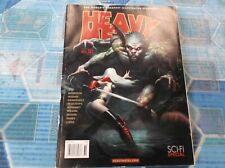 Heavy Metal 282 Fine 1st Atomahawk by Donny Cates Newsstand/Subscription Cover