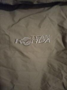 Korda Sundridge Waterproof Jacket and Fleece Carp Fishing Tackle Equipment