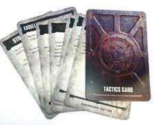 Necromunda: Dark Uprising Enforcer Card Pack