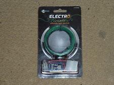 MICROSOFT XBOX 360 console Flessibile Led verde illuminazione MOD Nuovo di Zecca TALISMOON