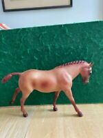 "Breyer Traditional Horse Cantering Welsh Pony Red Roan ""Plain Pixie"""