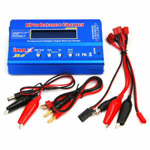 iMAX B6 80W RC Battery Charger Lipo NiMh Battery Balance Digital Charger
