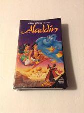 Aladdin - VHS - Rare - New - Sealed - Fast Shipping!
