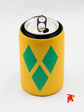 Saint Vincent and the Grenadines flag Can Cooler