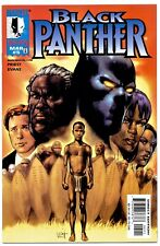 1)BLACK PANTHER v3 #5(3/99)1st OKOYE CVR/2nd WHITE WOLF(AVENGERS)CGC WORTHY(9.8)
