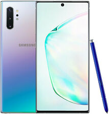 Samsung Galaxy Note 10 plus 5g n976b 256gb single sim aura Glow