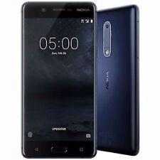 Nokia 5 5.2 Inch 16GB 2GB 13MP 4G Sim Free Mobile Phone - Black New