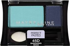 10 pc Assorted Maybelline Eyeshadows - Singles and Duos - See Pics