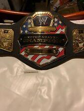 WWE United States Foam & Plastic Kid's Replica Championship Belt (Jakks, 2003)