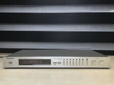 Technics ST-S3 Quartz Synthesizer FM/AM Stereo Tuner