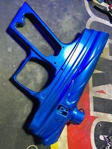 Paintball Bob Long Marq 6 Polished Blue Body Kit