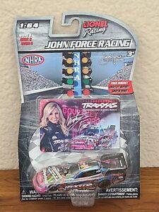 2016 Wave 8 Courtney Force Traxxas NHRA Funny Car 1/64 NASCAR Authentics Diecast