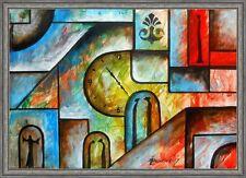 "ORIGINAL PAINTING 24""х17"" CONTEMPORARY ART, POSTIMPRESSIONISM abstract ART"