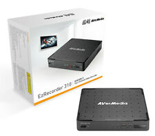 AVerMedia ER310 EzRecorder 310 1080P Capture HD Video for Home Entertainment