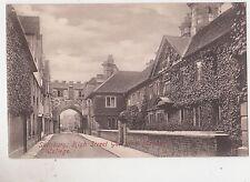 Salisbury,U.K.Gare and Matrons College,Wiltshire,c.1909