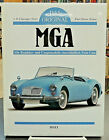 Das Original MGA Roadster Twin Cam Automotive Reference German Text Clausager