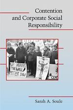 Contention And Corporate Social Responsibility (cambridge Studies In Contenti...