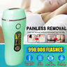 990,000 Laser Painless Permanent IPL Hair Removal Epilator Face  Body Portable