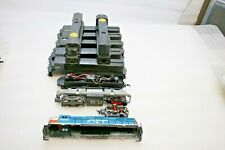HO SCALE JUNK YARD DEAL! VARIOUS MFGS. LOCO BODIES, POWERED LOCO CHASSIS