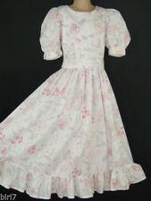 Abbigliamento vintage bianco per bambini