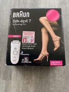 Braun Silk-épil 7 7-561 Wet&Dry Epilierer - Weiß