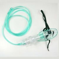 SET 3 Disposable Nebulizer Kits With Adult Aerosol Masks Medical Hospital CE