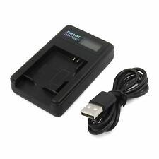 USB Battery Charger LP-E8 for Canon 550D 600D 650D 700D X4 X5 X6i X7i Cameras