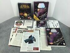 Star Wars X-Wing Collector's CD-ROM & X-Wing Vs Tie Fighter Flight School - PC