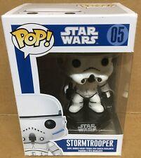 Stormtrooper funko pop blue box
