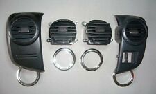 Air Condition Vent Ventilator Grille for 07-11 Isuzu Dmax Chrome Frame Pickup 23