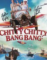 HEATHER RIPLEY & ADRIAN HALL Signed 10x8 Photo CHITTY CHITTY BANG BANG COA