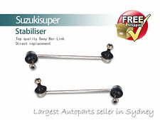 2 Front LH + RH Sway Bar Link Kit BMW E39 5 Series 520I To 530I Stabiliser 96-03