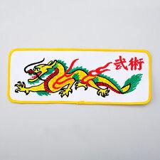 TOPPA TANG LANG DRAGON DRAGO KUNG FU LEE LANG JACKIE BADGE SANDA WUSHU WING CHUN