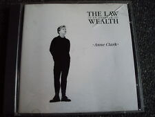 Anne Clark-The Law is an Anagram of Wealth CD-Germany