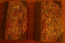 Diary and Letters of Madame D'arblay, F. Burney, 2 Vol Carey & Hart -1846