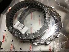 Kit dischi frizione Ducati Multistrada 1200 - Clutch Plates Kit - 19020232A