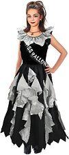 ragazze adolescenti Zombie Miss Halloween Zombie BALLO Regina Costume vestito