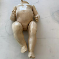 "Vernon Seeley Composition Strung Baby Body Antique Reproduction 14"""