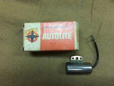 1960-1968 Ford,Mustang,Falcon V8 NOS Autolite distributor condenser, FET 12300-A