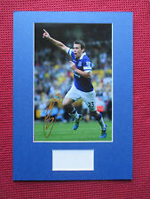 EVERTON TOFFEES SEAMUS COLEMAN GENUINE HAND SIGNED A3 MOUNTED PHOTO DISPLAY- COA