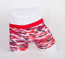 4pc S 29-31 Stretchable Trunk Short Cotton Mens Boxer Briefs Underwear Camouflag