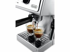 DeLonghi Pump Espresso/Cappuccino Machine - Stainless Steel ECP3630