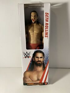 "WWE Seth Rollins 12"" inch True Moves Action Figure New In Box"