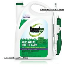 Roundup 1-Gallon Lawn Weed Killer, SEALED ITEM!! For Southern Lawns!