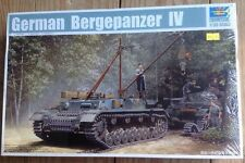 Trumpeter 1/35 00389 German Bergepanzer IV Recovery Vehicle New Sealed