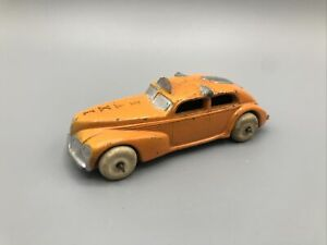Barclay slush mold taxi 3.25in/8cm Repainted