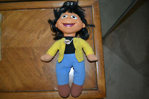 Fisher Price Puzzle Place Doll with tag - Skye.