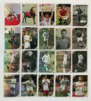 REWE Stickerstars - 1. FC Köln - Alle 20 Glitzer Sammelbilder 19/20 Sticker