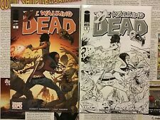 The Walking Dead #1 Image Expo 2014 Exclusive *COLOR & SKETCH SET* NM